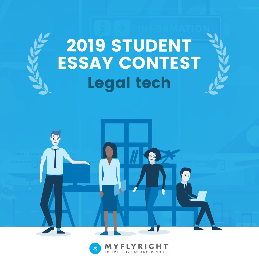 MYFLYRIGHT Essay Contest 2019